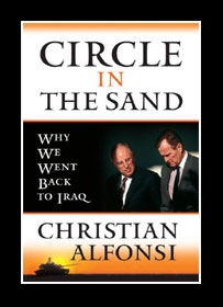 book cover: Circle In The Sand by Christian Alfonsi