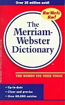 The Dictionary by Merriam-Webster