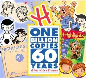Children magazine subscriptions