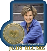 Judy Blume honored with 2004 NBF Medal for Distinguished Contribution to American Letters