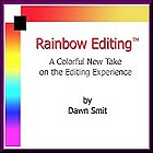 Rainbow Editing Book & Macros are included at a discount when participants select workshop + materials