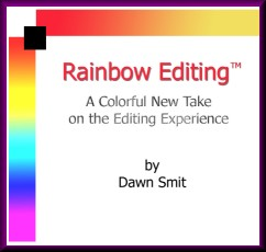 Rainbow Editing by Dawn Smit